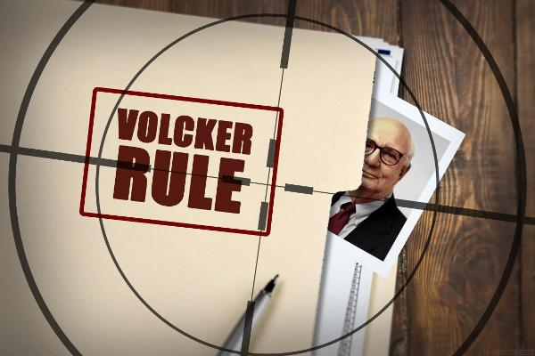 Banks get reprieve from Volcker rule