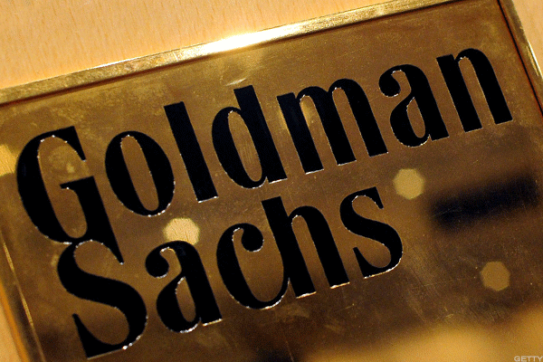 Goldman Sachs Uses Stock-Trading Gains to Ease Impact of Bond Rout