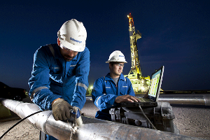 Schlumberger Gains as International Outlook Offsets In-Line Results