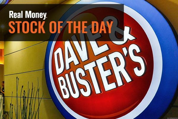 Chart of the Day: Can Dave & Buster's Benefit From the Fall of the Mall?