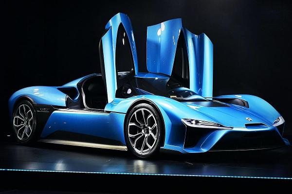 Nio Soars and Could Double From Current Levels