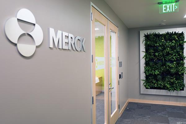 Merck Says It's a Victim of Global Hack