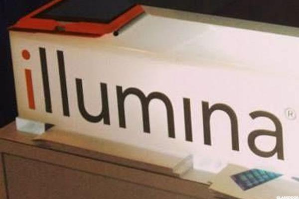 Illumina Leads Healthcare Selloff, Abbott and Zimmer Also Fall