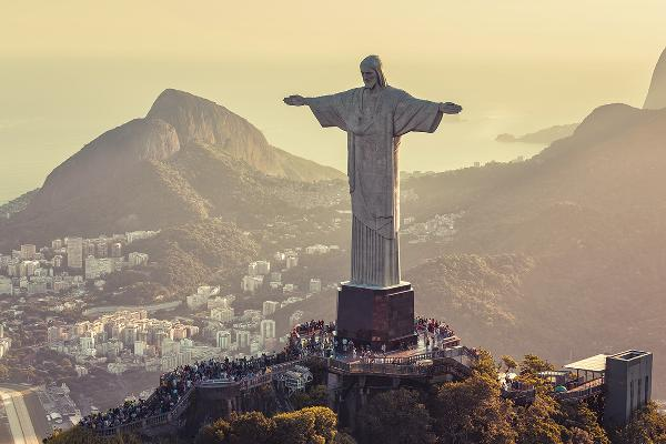 Christ the Redeemer, Mount Corcovado
