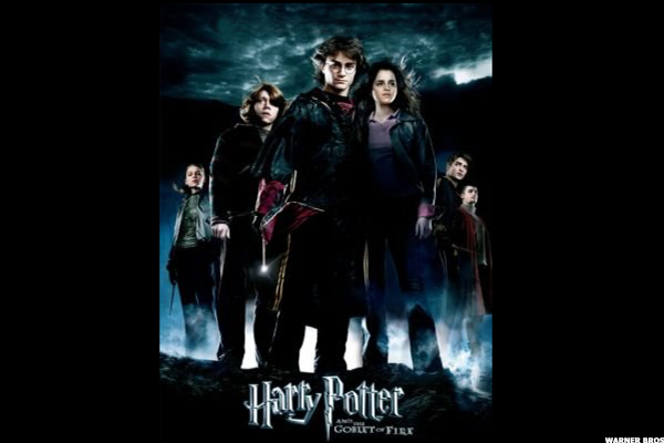 5. Harry Potter and the Goblet of Fire