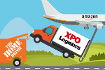 XPO Logistics: Moving Averages Favor More Upside