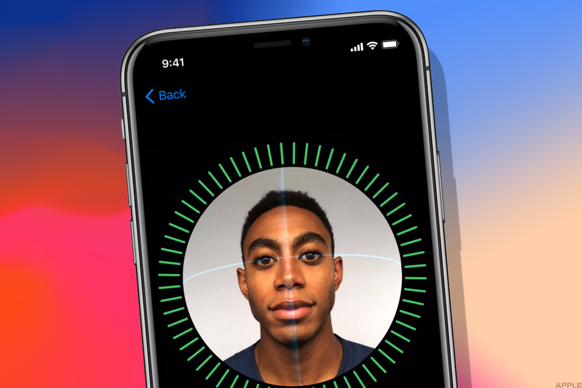 The iPhone X's facial recognition technology is powered by a 3-D sensor, which may have caused supply chain issues.