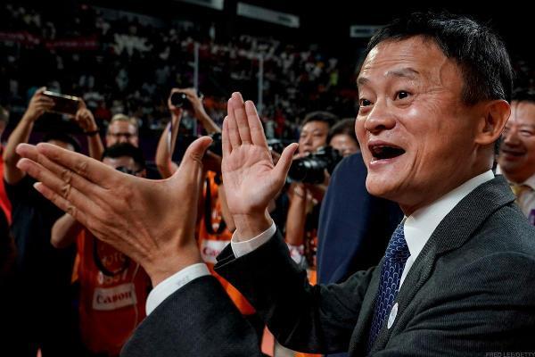 21. Jack Ma