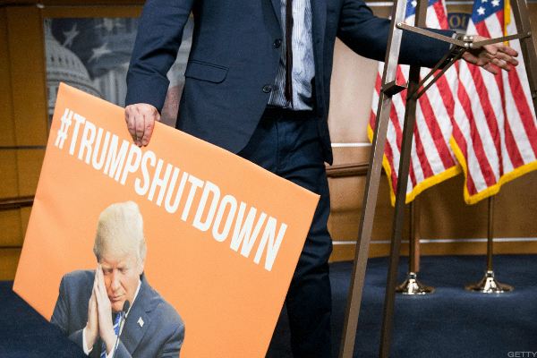 Jim Cramer: Watch for the Earnings Impact of This Government Shutdown