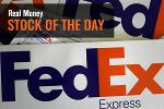With Trade Brawl in Way, FedEx Just Can't Deliver