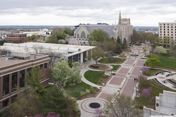 Nebraska: Creighton University