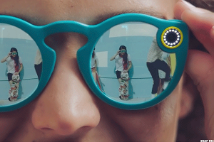 Snapchat's New Glasses Look Like a Gimmick, but Facebook Probably Isn't Laughing