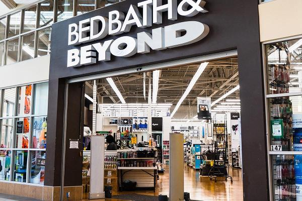 Bed Bath & Beyond Shares Rise and Shine on Analyst's Upgrade