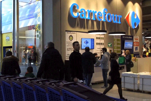 Carrefour Beats Retreat in China, Following Walmart and Tesco