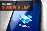 One Stock That Is Not Developing as a Leader Today Is Dropbox