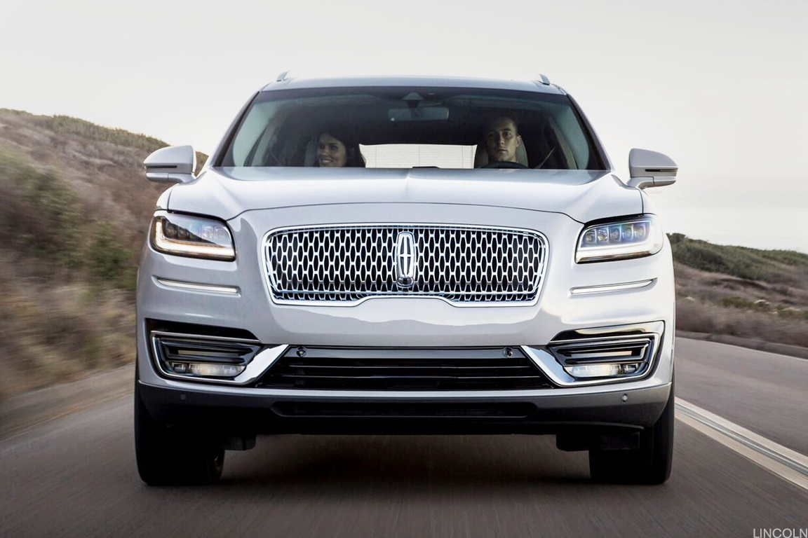 Here S The All New 2019 Lincoln Nautilus Thestreet