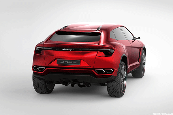 Lamborghini Will Soon Start Making Its Amazing New $200,000 Luxury SUV