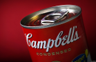 Not Kidding: Campbell Soup Has Made a Potential Saucer Bottom Pattern