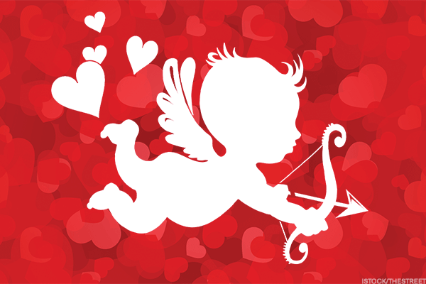 Buying Stocks As a Valentine's Day Gift? Cupid Approves Of These Picks