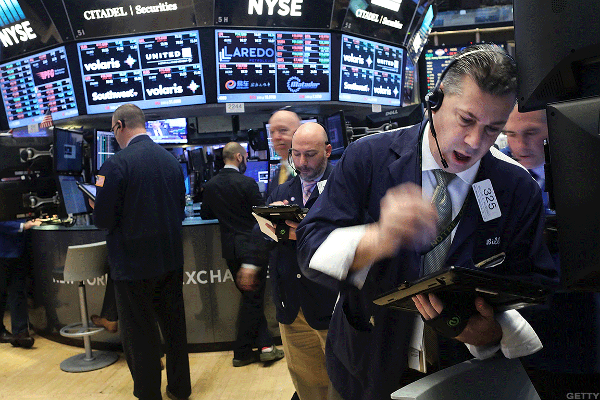 Dow Ends Off More Than 500, Two-Day Loss Tops 1,375
