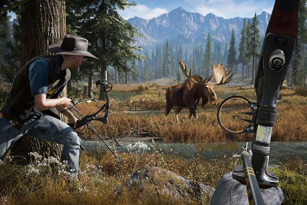 16. Far Cry 5 (PS4)