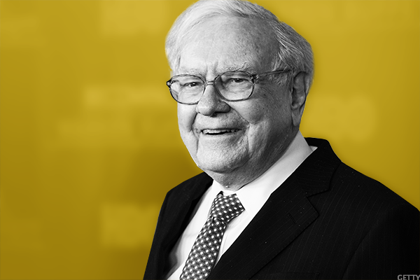 Look for businesses with wide moats, Buffett says.