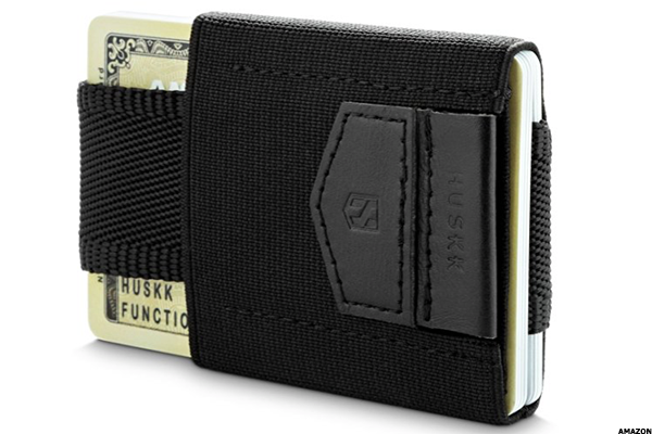 0fab505adbe7 10 Skinny Wallets to Help You Forget You Spent All Your Money on ...