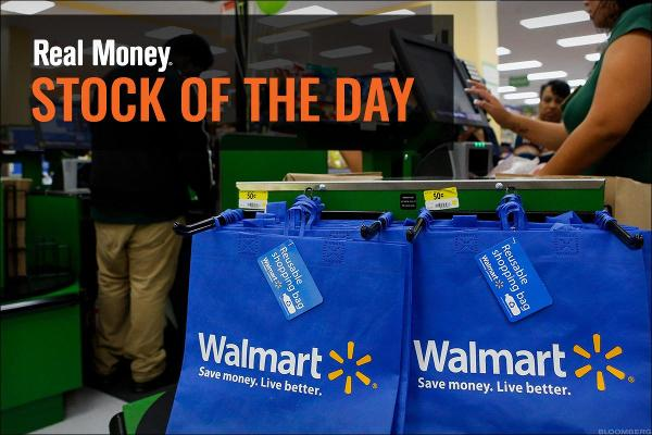 Walmart Could See a Markup to the $120 Area in the Weeks Ahead