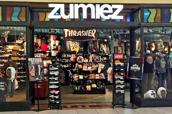 Zumiez Charts Appear Constructive Ahead of Specialty Retailer's Earnings