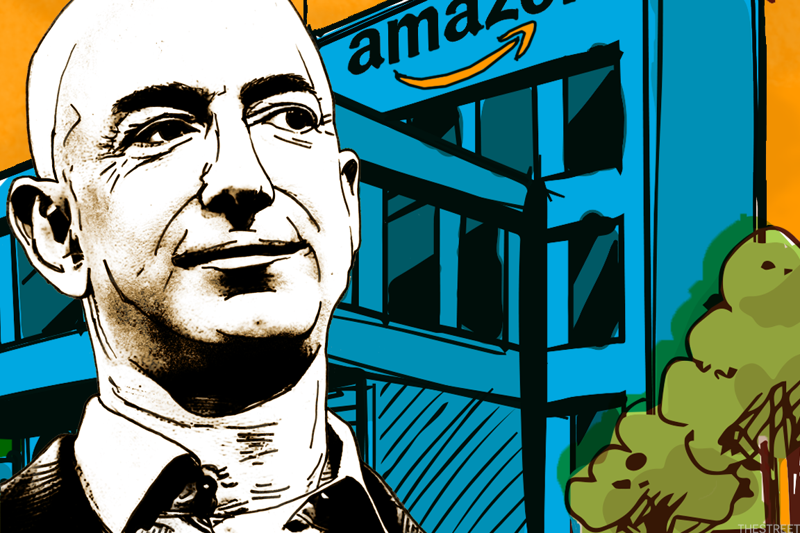 Your new king of healthcare, Jeff Bezos.