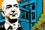 Bitcoin and Ripple Have Busy Days; Amazon's Banking Hopes Threaten Walmart-ICYMI