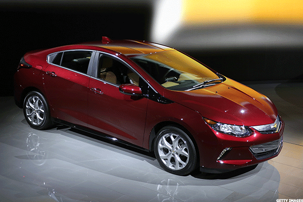 Chevrolet Volt to Be Sold in China Under Buick Brand