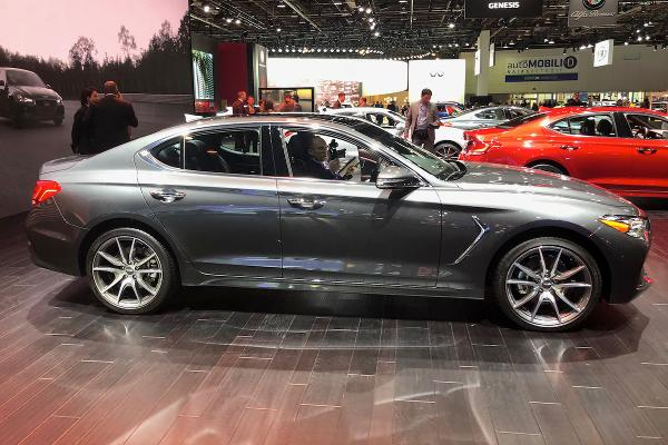 25 Must See Cars At The 2019 Detroit Auto Show Thestreet