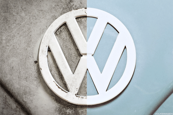 Mixed Results Push VW Stock Lower Amid Rout In European Car Stocks
