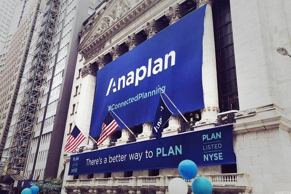 Anaplan Could Correct Lower -- But Shows Longer-Term Potential