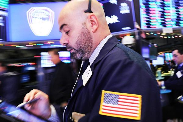 Stocks End Up on Strong Retail Sales Report and Mostly Positive Earnings