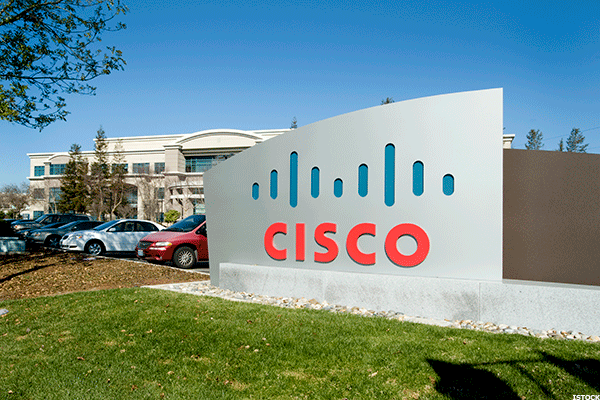 Cisco Investors Watch Earnings for Look Into the IT Market, Trump's Tech Effect