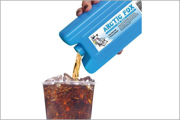 Ice Pack Flask
