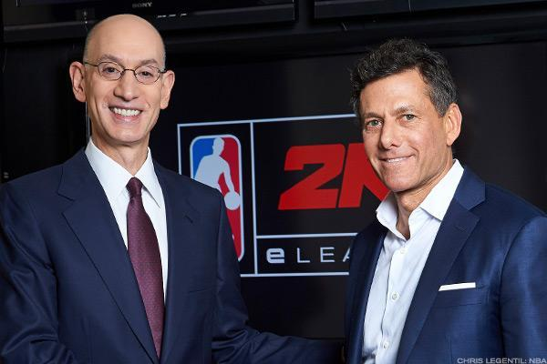 Take-Two Expands eSports Offerings With NBA 2K eLeague