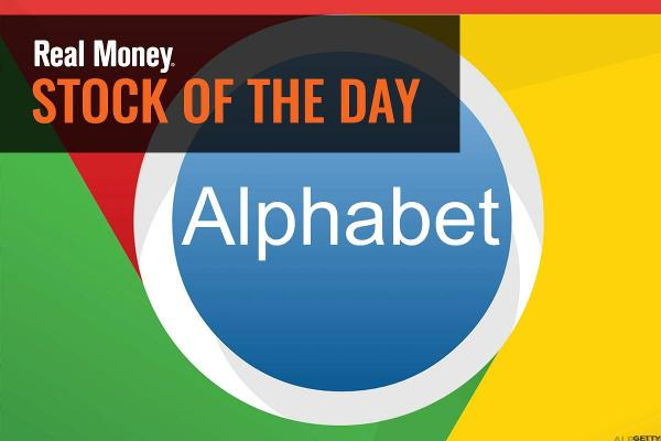How Alphabet Stacks Up Into Earnings