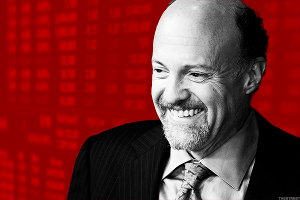 Jim Cramer -- Agilent Is 'Continuing to Defy Gravity'