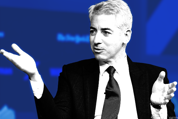 Bill Ackman Pledges He'll Be Back Next Year If ADP Doesn't Perform