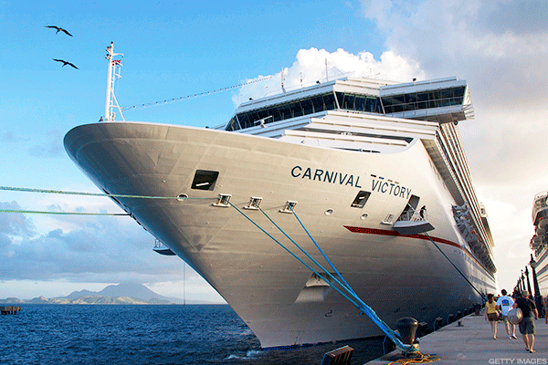 Carnival, Royal Caribbean, Norwegian: Cramer's Top Takeaways