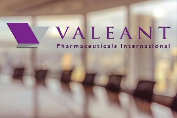 Valeant's C-Suite Sees Another Shake-Up