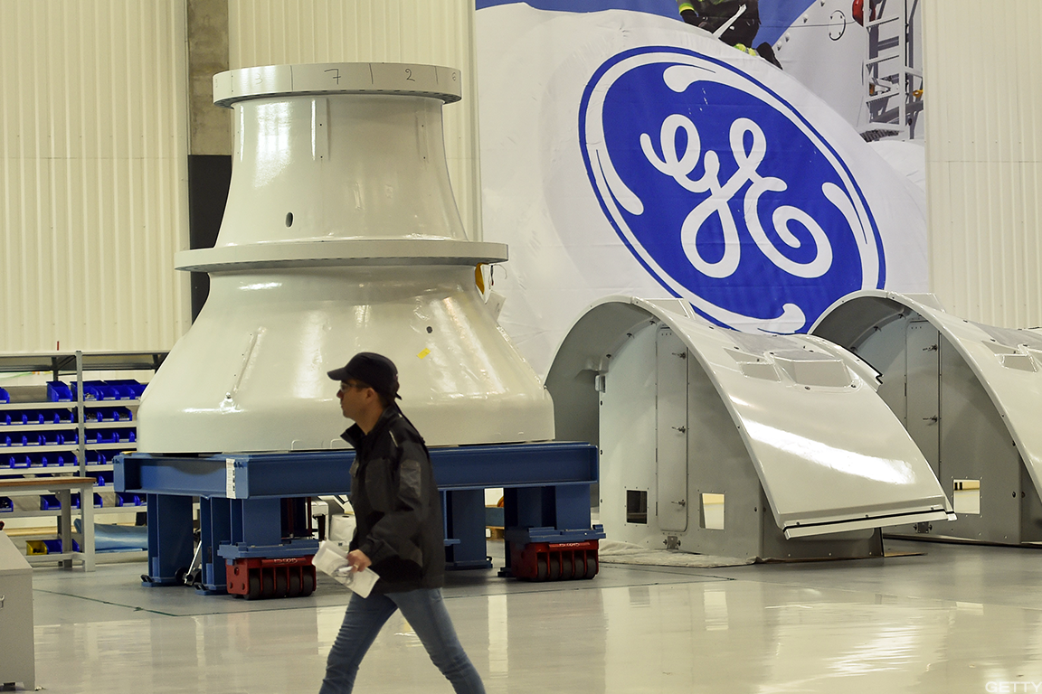 "Ge has previously said that 2018 will be a ""reset and stabilization year"" for its power business."