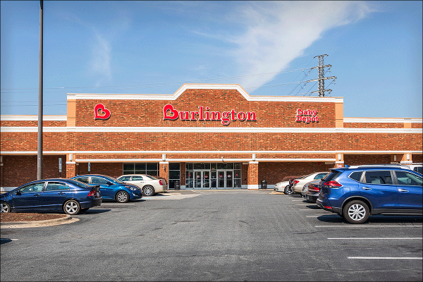 Burlington's Charts Should Please Those Shopping for the Stock
