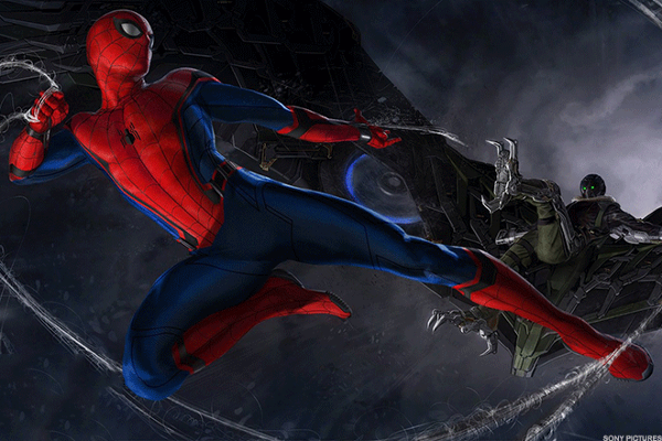 Disney and Sony Team Up in Attempt to Revive Storied Superhero Franchise