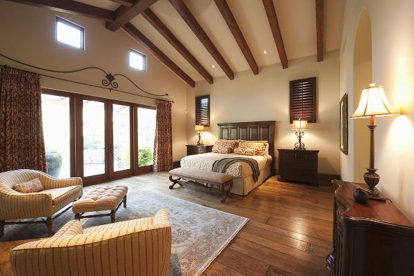 Upscale Master Suite Addition