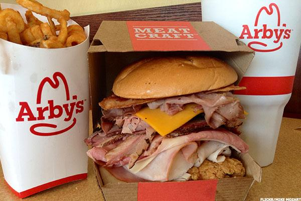 Here's the Next State Where Arby's Will Sell Deer Meat