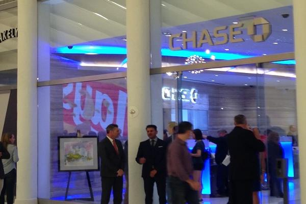 JPMorgan Chase Returns to World Trade Center With State-of-the-Art Branch